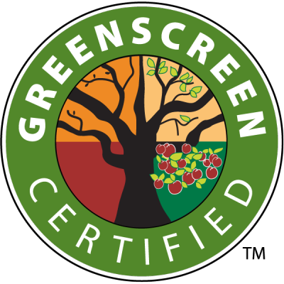 ZDHC recognizes GreenScreen Certified™ Indicator of Level 1 MRSL Conformance image